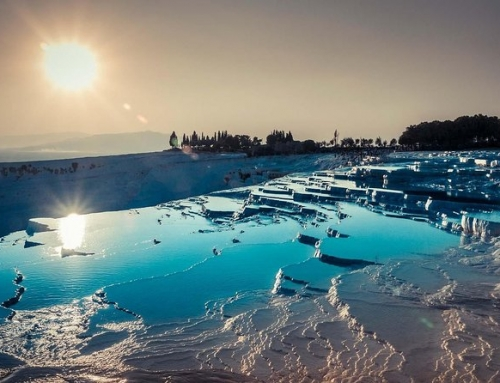 "Pamukkale ""World of travertine"""